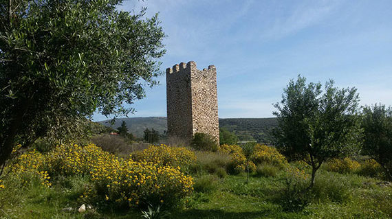 Marathon - Byzantine tower