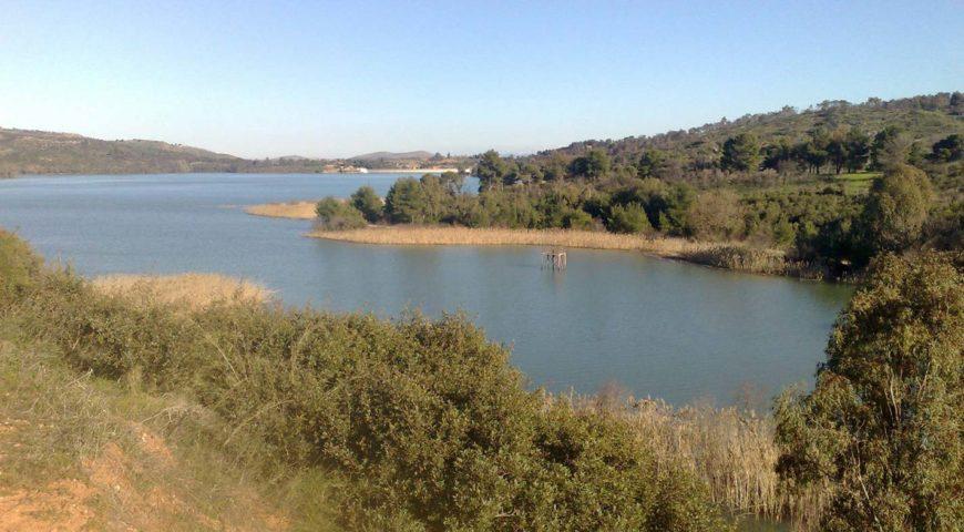 marathonas lake