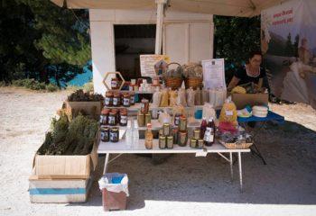 Doxa Lake local products