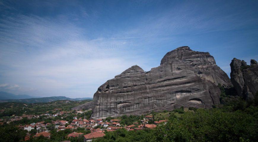Epirus-Meteora bike tour
