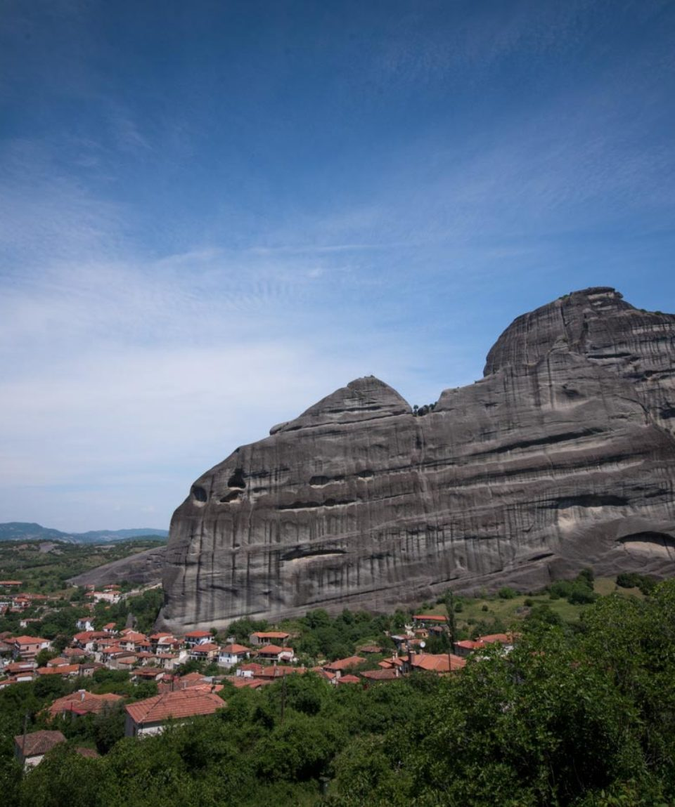 Epirus-Meteora bike tour