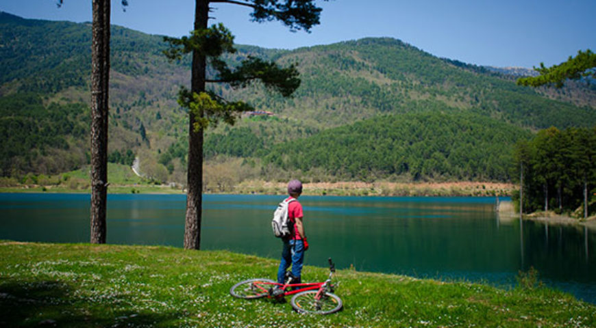 Doxa Lake Nature