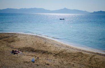 Agistri - To the beach