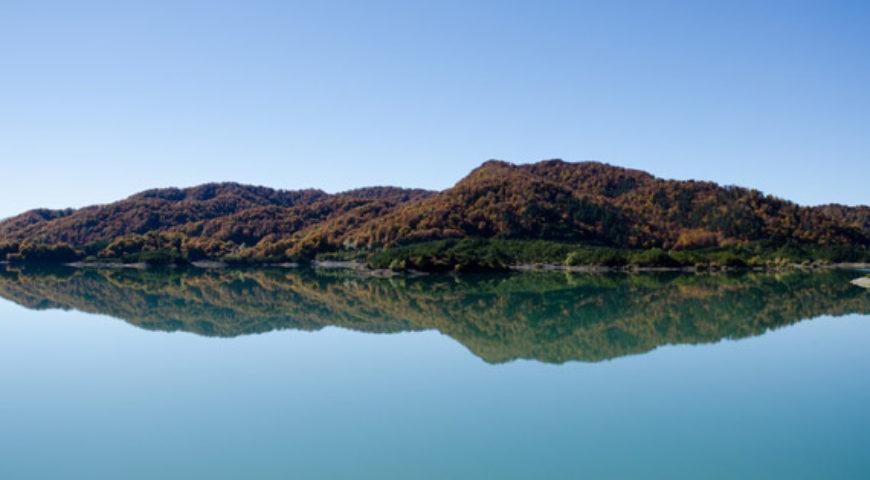Lake of Aoos springs