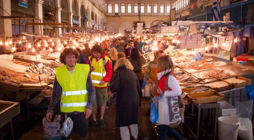 Varvakeios Market