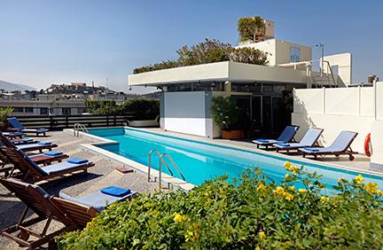 Stanley Roof pool