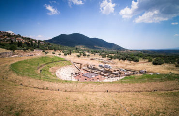 Ancient theater of Messini