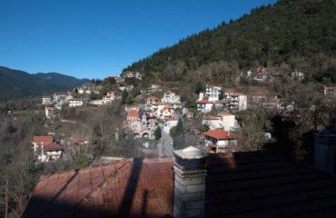 Village at karpenisi