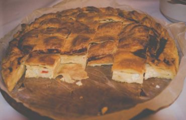 Traditional pie from Epirus