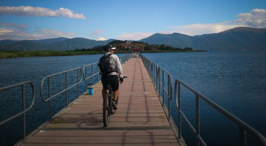 Macedonia-Agios Germanos Bridge
