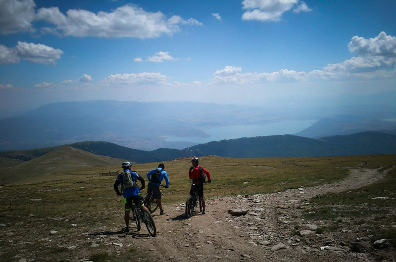 Explore West Macedonia by bike